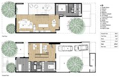 three bedroom house floorplan