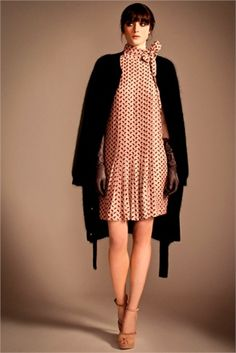Temperly London Pre Fall Capes www.vogue.it