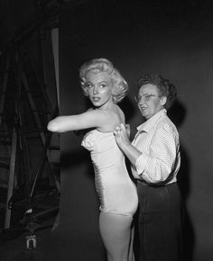 Marilyn Monroe | Nick de Morgoli, 1953.