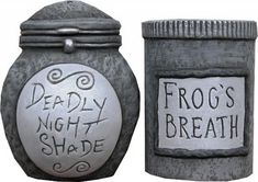 nightmare's befor christmas' boxes