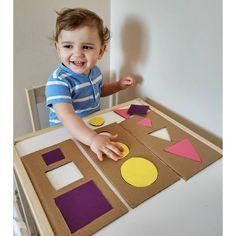 Preschool Learning Activities, Baby Learning, Creative Activities, Infant Activities, Preschool Activities, Baby Play, Kids Education, Arran, Diy