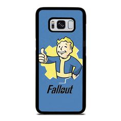 VAULT BOY TECH FALLOUT Samsung Galaxy S3 S4 S5 S6 S7 Edge S8 Plus Note 3 4 5 8