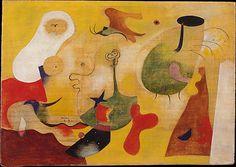 Joan Miró  (Spanish, Barcelona 1893–1983 Palma de Mallorca)  Date: 1931