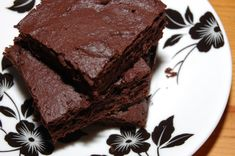 Veg brownies al cacao (con sciroppo d'agave) (Veganblog.it)