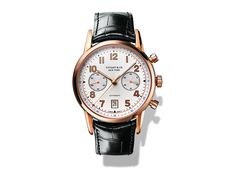 El Reloj CT60 de Tiffany & Co. es el homenaje perfecto a su fundador Charles Lewis Tiffany.