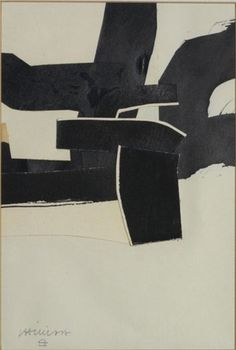 """madamerenoir: """" eduardo chillida """" I first fell under the spell of Chillada in front of the Museum of Fine Arts Houston in the late Action Painting, Contemporary Abstract Art, Modern Art, Art Blanc, Scale Art, Circle Art, Museum Of Fine Arts, Abstract Expressionism, Installation Art"""