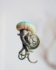 Воздушные медузы – идея талантливого дизайнера и арт-директора Кэти Ван Хоанг