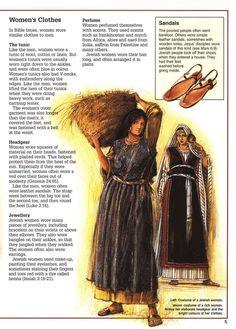 Women's clothing ~ Tim Dowley