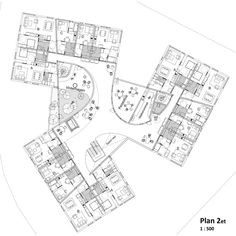 NaBoLaget — barkarkitekter Urban Planning, Urban Design, Floor Plans, Diagram, Sketches, How To Plan, Drawings, Ideas, Schools