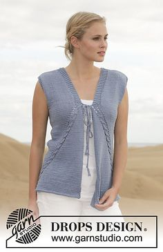 Ravelry: 153-23 River Run pattern by DROPS design