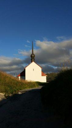 St. Svithun chapel, Erviksanden. Norway