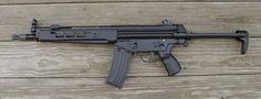 gun-gallery: HK 33K - 5.56x45mm