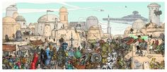 Where's Waldo? — The Star Wars Edition