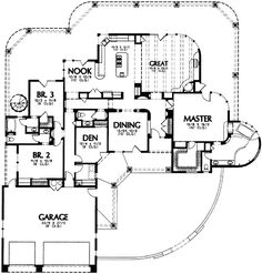 Plan 16259MD: Outdoor Access In Every Room