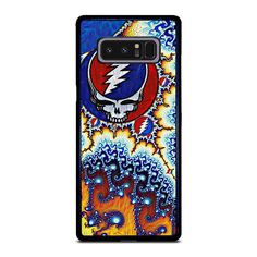 THE GRATEFUL DEAD LOGO 2 Samsung Galaxy Note 8 Case  Vendor: Casefine Type: Samsung Note 8 case Price: 14.90  This elegant THE GRATEFUL DEAD LOGO 2 Samsung Galaxy Note 8 Case is going to generate spectacular style and protectionto your Samsung phone.The cases are from durable hard plastic or silicone rubber cases. You can choose Black or White color for the sides. Every single case is designed in best quality printing. The slim profile protects the back sides and corners of phone from impact and scratches. It is simple to snap in and installit