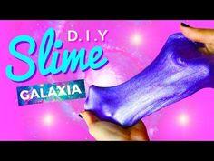 DIY GALAXY SLIME! - Mariale - YouTube