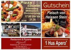 Pizzeria, Restaurant, Beef, Food, Meat, Diner Restaurant, Essen, Meals, Restaurants