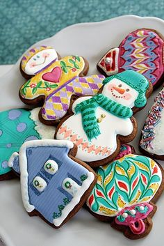 gingerbread cookies - fine details not required
