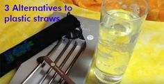 Americans use 500 million plastic straws each and every day. Although the plastic is made from recyclable plastic, straws are too small for the machines that recycle plastic. There are many things we use each day for convenience. Many of those items create a waster stream beyond imagination. Let's take simple steps to reduce that convenience. Here are three alternatives with a bonus tip to reduce plastic straw waste.