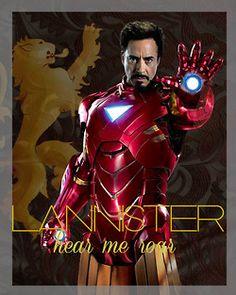 Iron Man, House Lannister