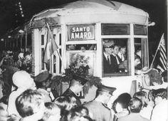 O último bonde em Santo Amaro e São Paulo - 27 de março de 1968