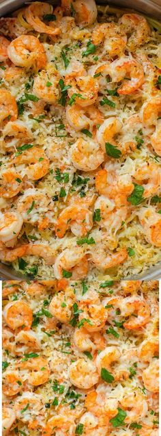 This Garlic Parmesan Shrimp Scampi Pasta from My Incredible Recipes is a delicious, creamy parmesan pasta! It comes together in only 15 minutes, making it the ultimate weekday dinner!