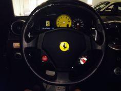 599 GTB interior