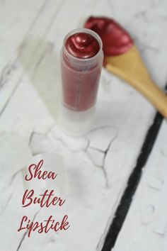 Tons of the conventional lipsticks out on the market right now contain toxic, heavy metals - including lead. With just a few simple ingredients you can whip up your own Shea Butter Lipstick and it works fabulous!