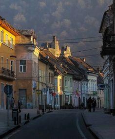 Old town of Brașov, Transylvania, Romania | by PeMo10