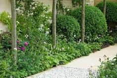 Image result for front garden designs country