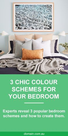 How you present your bedroom is a deeply personal thing. It's the space that you go to unwind, relax and recharge, and often it reflects on your individual interest, lifestyles and tastes more than any other room in the home. To help unlock the full potential of your own style preference, we've put a spotlight on three popular bedroom schemes and asked the experts for advice regarding where they find their inspiration and how to create this look ourselves.