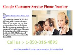 Google Customer Service Phone Number@1-850-316-4893 is what all you want to know  Yes, it is so. Google Customer Service Phone Number is what all you need to know at anytime when you are encountering any of the Google issues/hurdles and from anywhere. By which you can get the benefits that are given below:  Unlimited, reliable, freebie, and relevant Google customer services number you can be obtained at anywhere.  The best solution/answer at the very first lucky call. If you want to…