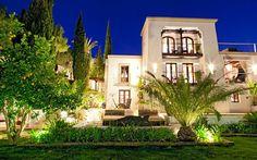Luxus-Unterkunft von «Top Hill retreats» auf Ibiza