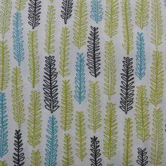Cloud 9 Fabric certified organic cotton Landscape by MelonyPatch