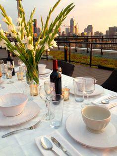 Diner En Blanc Inspiration White Dinner Party Diner En