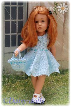 Swish and Swirl blog » Платье крючком «Прохладный ветерок»