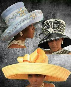 Shellie McDowell Hats | Shellie McDowell Hats Turban, Fascinator Hats, Fascinators, Madd Hatter, Derby Outfits, Hats For Women, Ladies Hats, Church Attire, Fancy Hats
