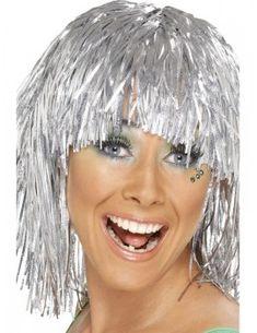 Cyber Tinsel Wig2