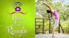 Yoga - Per iniziare la mattina con energia - in italiano!