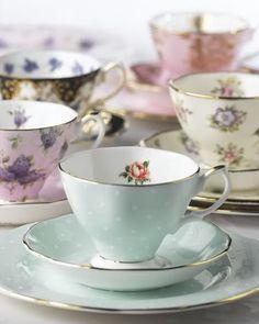 Love tea cups!