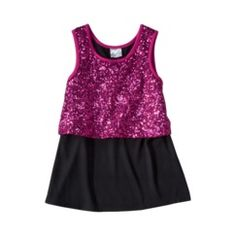 DSigned Girls' Sleeveless Tank i like it in the yellow color better!