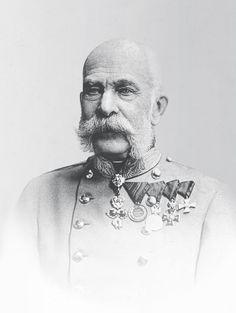Kaiser Franz Joseph als Greis historische Fotografie, nach 1900  © Schloß Schönbrunn Kultur- und Betriebsges.m.b.H.
