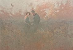 Federico Infante, Father and daughter, acrylic on canvas, 121 x 177 cm, 2015 #contemporary #art #painting