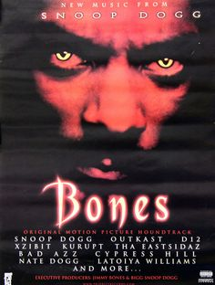Snoop Dogg 2001 Bones OutKast D12 Priority Records Promo Poster  Link to store: http://stores.ebay.com/Rock-On-Collectibles/Rap-Hip-Hop-Posters-/_i.html?_fsub=10102107&_sid=70220124&_trksid=p4634.c0.m322
