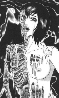 #Anime #zombie