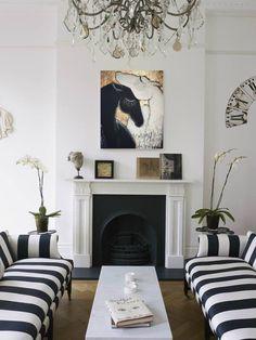 Horse Art & beautiful interiors |