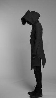 Visions of the Future: Blacklook Dark Fashion, Modern Fashion, Urban Fashion, Street Fashion, K Dash, Goth Ninja, Street Goth, Steampunk, Post Apocalyptic Fashion