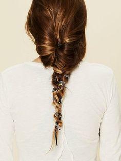 ShopStyle: Mixed Thread Hair Wraps