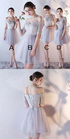 A-line Tulle Homecoming Dress with Lace Top Belt,Short Prom Gown,Cute Homecoming Dresses,Graduation Dress,Mini Dress