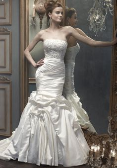 CB Couture B070 Wedding Dress - The Knot